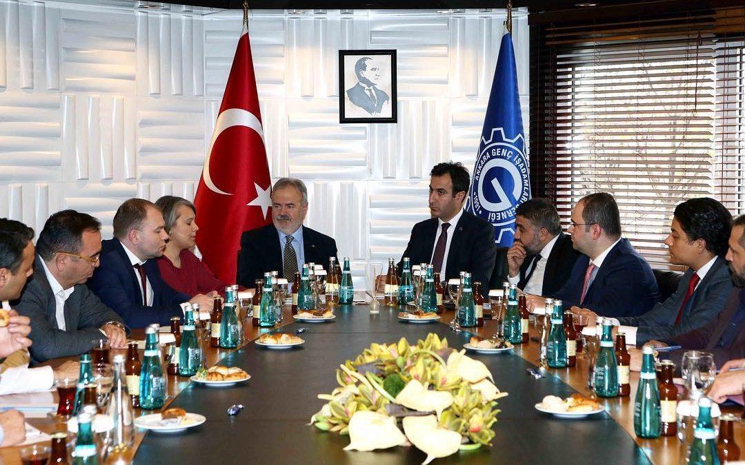 Türkiye – Moldova Ticaret Fırsatları ve Yatırım Sunumu