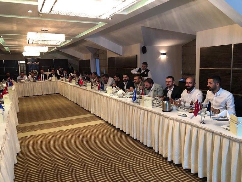 ANGİAD 10. Yönetim Kurulu Toplantısı ve İftarı