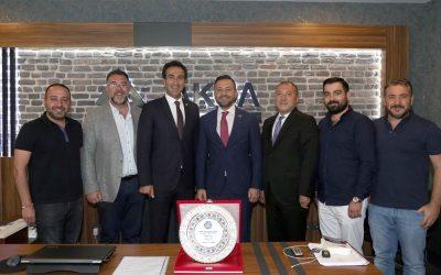 Ankara Büyükşehir AK Parti Belediye Meclis Üyesi Murat Akça Ziyareti