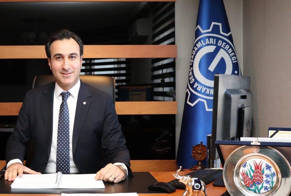 Başkanımız Serhan Yıldız'dan bayram mesajı